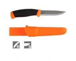 Нож Morakniv Companion Orange, Sandvik, 11824, 103 мм