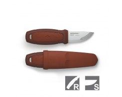 Нож Mora Eldris красный с огнивом