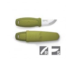 Нож Mora Eldris зеленый с огнивом
