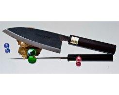 Кухонный нож Moritaka AS Deba 180 мм.