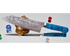 Кухонный нож Сантоку Mr. Itou (Hiroo Itou) mi-sa5 R2 Santoku 180 мм