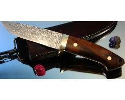Охотничий нож Hiroo Itou IT-675  Drop Point Hunter