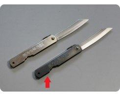Складной нож хигоноками Nagao Higonokami HKC-70Black