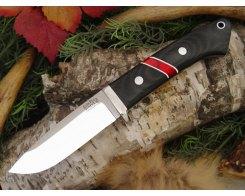 Нож туристический Bark River Drop Point Hunter BCM Bloody Basin Spacer