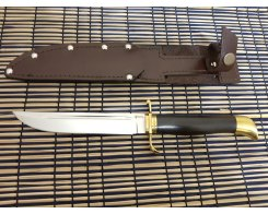 """Нож """"Финка НКВД"""", сталь 95х18, граб, 2,4 мм., 14,5 см."""