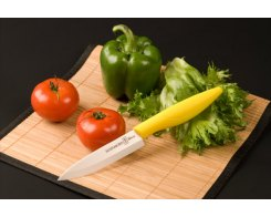 Керамический нож Hatamoto Home HC110W-YEL
