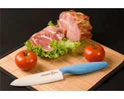 Керамический нож Hatamoto Home HC150W-BLU