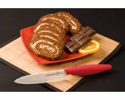 Керамический нож Hatamoto Home HC150W-RED