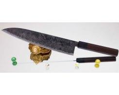 Поварской нож Takeda Hocho AS, Sasanoha 270 мм.
