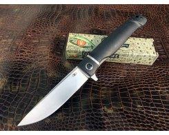 Складной нож Reptilian Карат-01 черный