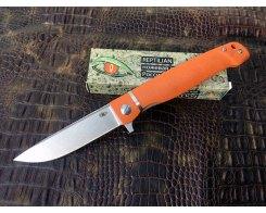 Складной нож Reptilian Карат-01 оранжевый