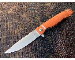 Складной нож Reptilian Карат-03 оранжевый