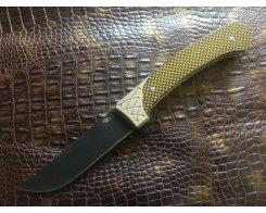 Складной нож Reptilian Пчак-1, PCHAK-01 gold