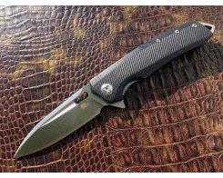 Складной нож Reptilian Шершень-01 черный