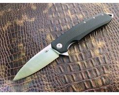 Складной нож Reptilian Шершень-03 черный