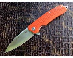 Складной нож Reptilian Шершень-03 оранжевый