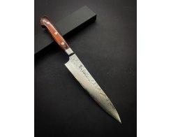 Нож для овощей и фруктов Sakai Takayuki Damascus Hammered 07391, 150 мм.
