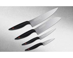 Набор Kasumi Titanium 4 - CHEF из 4 кухонных ножей