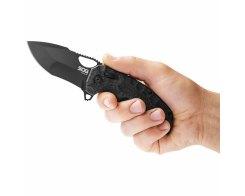 Складной нож Sog 12-27-02-57 Kiku XR Black
