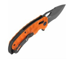 Складной нож SOG 12-27-03-57 Kiku XR LTE Orange G10