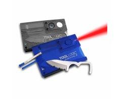 Многофункциональный нож-кредитка SOG SVC2 Charcoal