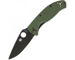 Складной нож Spyderco Tenacious C122GPBGR