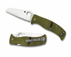 Складной нож Spyderco Caribbean C217GSSF