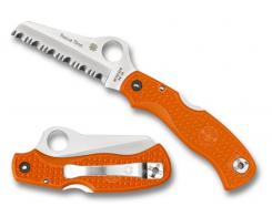 Складной нож Spyderco Rescue C45SOR