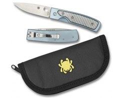 Складной нож Spyderco Centofante Memory SC155TIP
