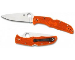 Складной нож Spyderco Endura 4 C10FPOR Orange