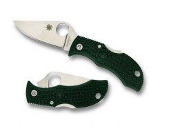 Складной нож Spyderco Manbug B.R. Green MGREP, ZDP-189