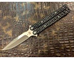 Складной нож Steelclaw Бабочка BAL001, 88 мм.