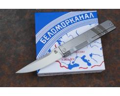 Складной нож Steelclaw Беломор bel01, сталь D2