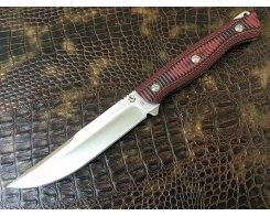 Нож для охоты Steelclaw Ермак ермак red-black
