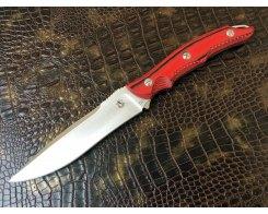 Туристический нож Steelclaw Каскад red-black