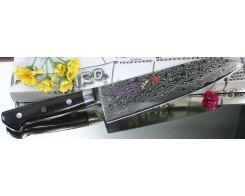 Кухонный нож Сантоку Hiro-Shiki SKE-3, 18 см