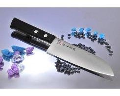 Кухонный нож Сантоку Kanetsugu 21 Excel 2015, 13.5 см