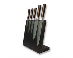 Магнитная подставка для ножей Woodinhome KS002LSOBL 25х26х12,5 см.