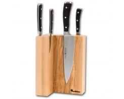 Магнитная подставка для ножей Woodinhome KS009SAN 17,5х24х12,5 см.