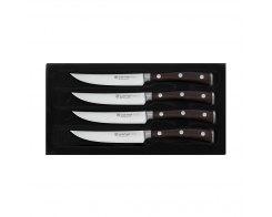 Набор ножей для стейка, 4 штуки Wuesthof Ikon 9706 WUS