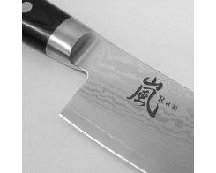 Нож кухонный Сантоку Yaxell, RAN 69, YA36001, 16,5 см.